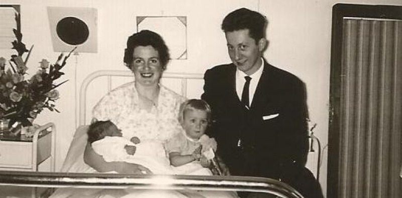 80 jaar materniteit